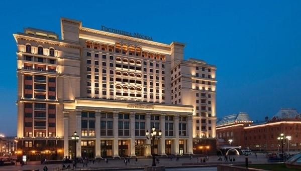 Отели в Москве – где остановиться