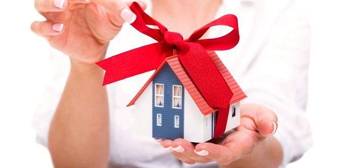 Как подарить квартиру правильно?
