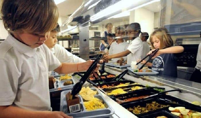 Закон о бесплатном горячем питании для школьников начальных классов
