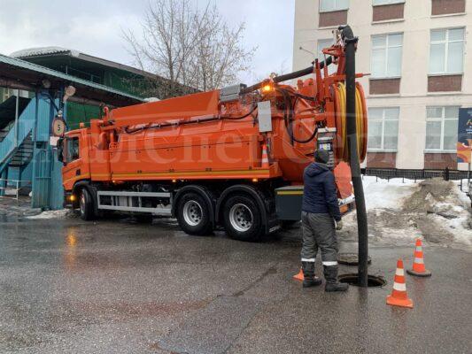 Промывка канализации: условия проведения